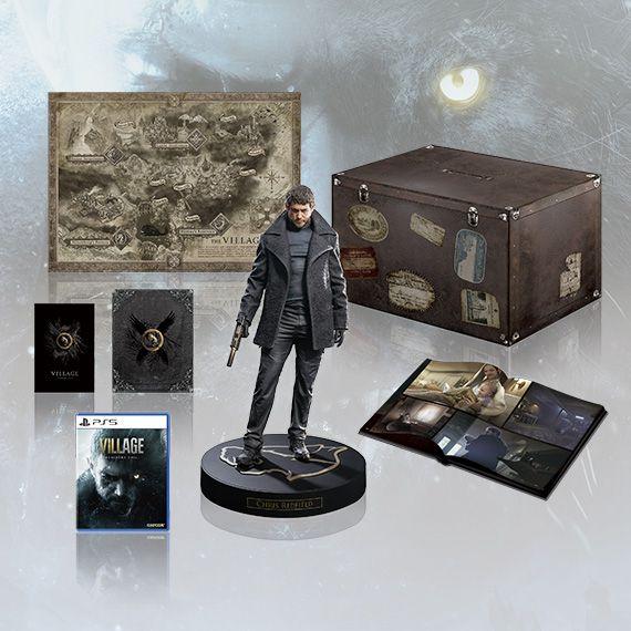 Resident Evil 8 Village Collectors Edition PS5 הזמנה ...